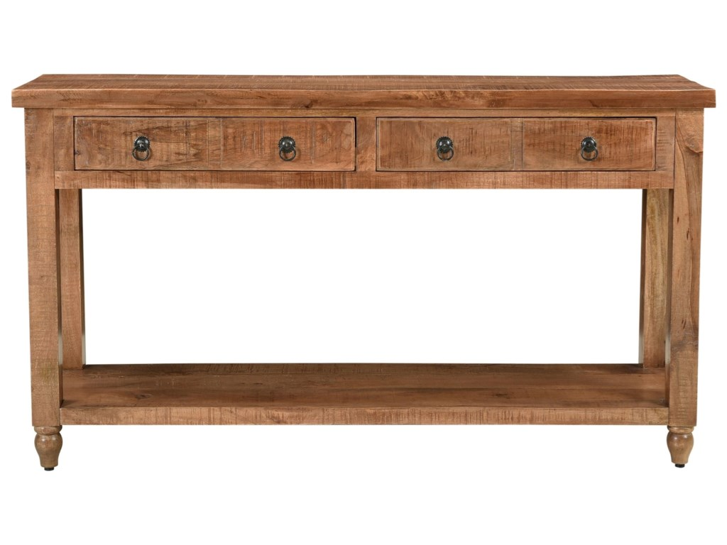 Coast to Coast Imports Millstone2-Drawer Console Table