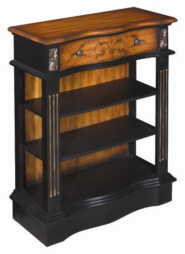 Coast to Coast Imports Occasional Accents1 Drawer and 3 Shelf Bookcase