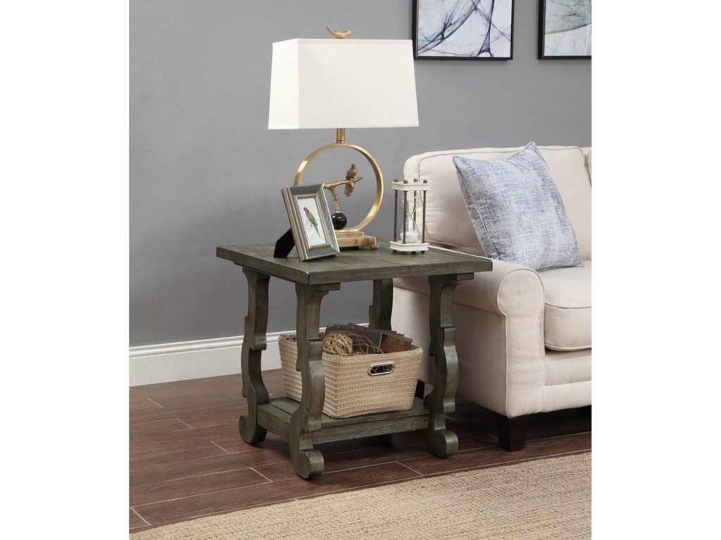 Coast to Coast Imports Orchard ParkEnd Table
