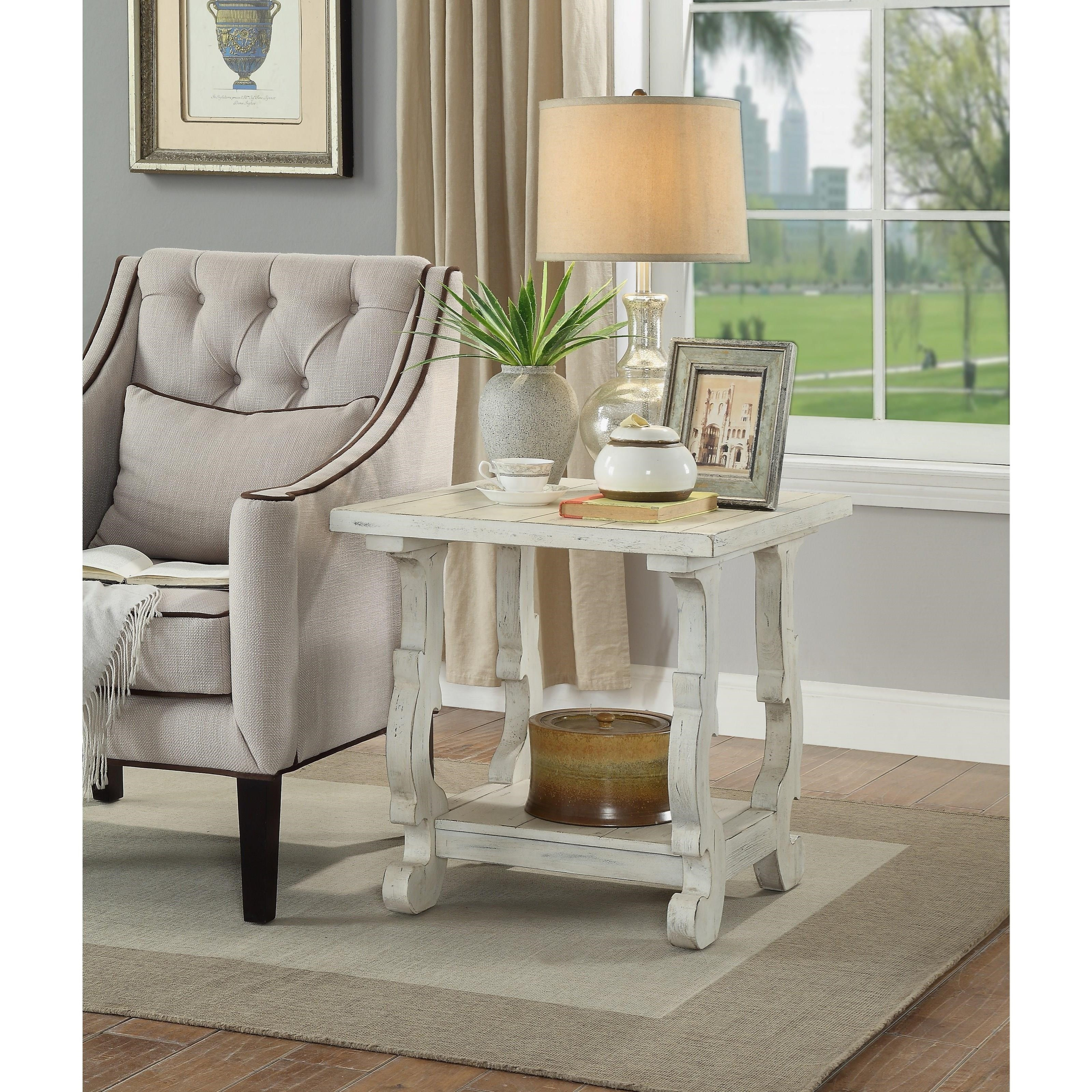 Orchard Park Orchard Park End Table By Coast To Coast Imports