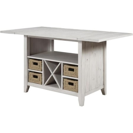 Drop Leaf Counter Height Dining