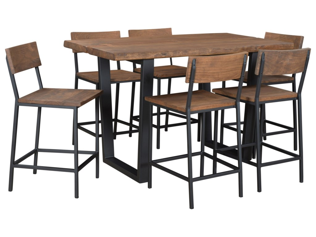 Coast to Coast Imports SequoiaCounter Height Dining Table
