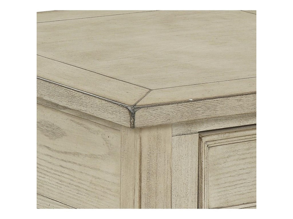 Coast to Coast Imports SummervilleOne Drawer End Table