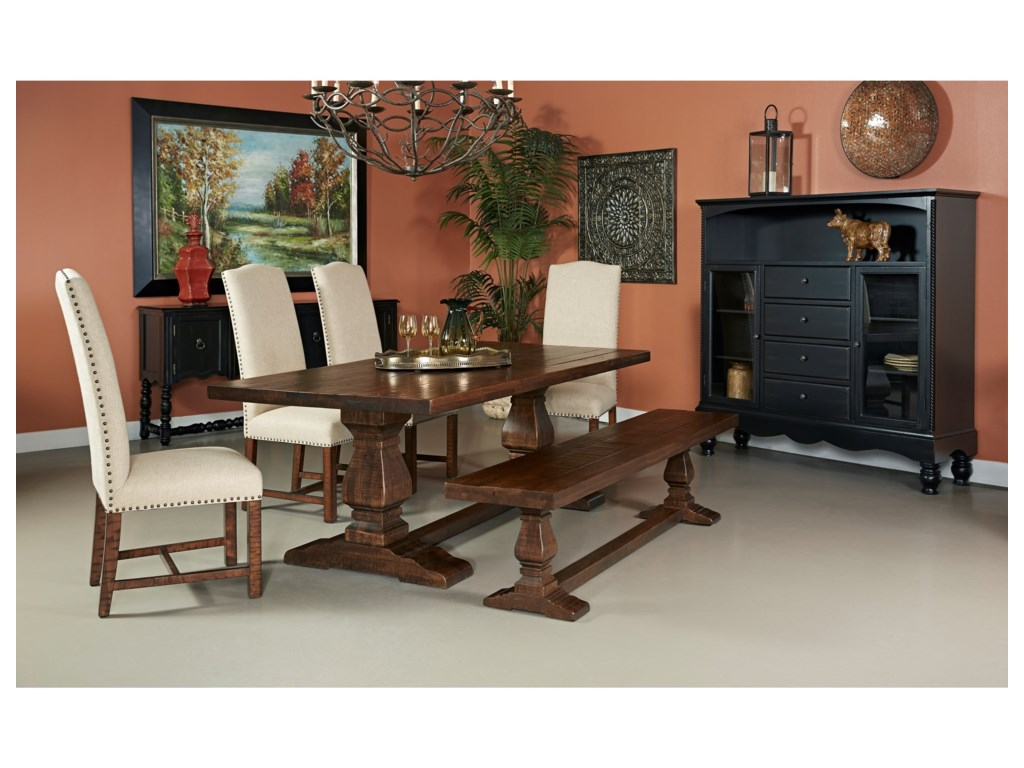 Coast to Coast Imports WoodbridgeWoodbridge Dining Chair