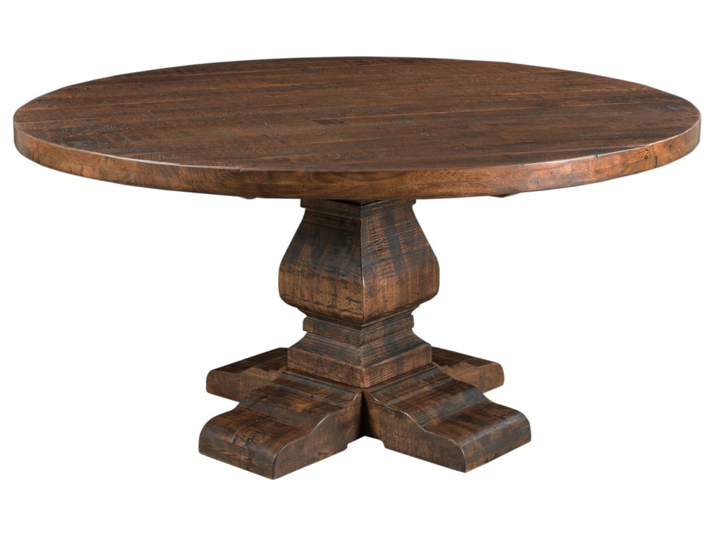 Coast to Coast Imports WoodbridgeRound Dining Table