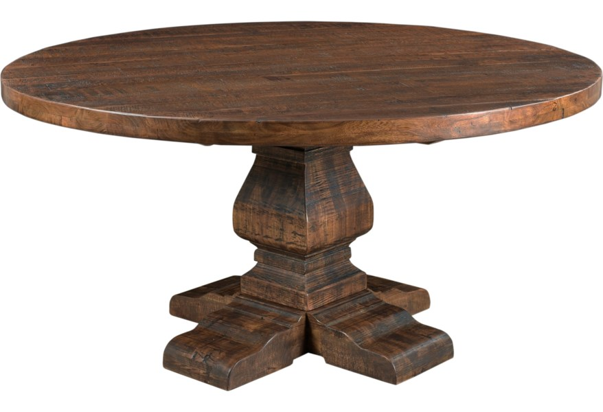 Woodbridge 98211 Round Dining Table
