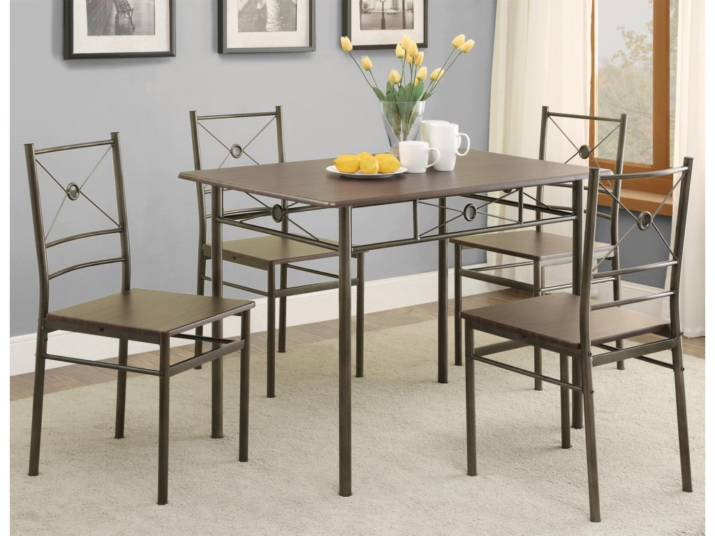 Coaster Furniture 1000335 Piece Dining Group