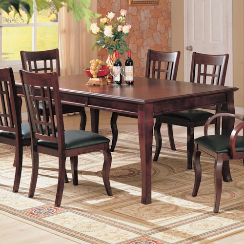 Coaster Newhouse Rectangular Dining Table