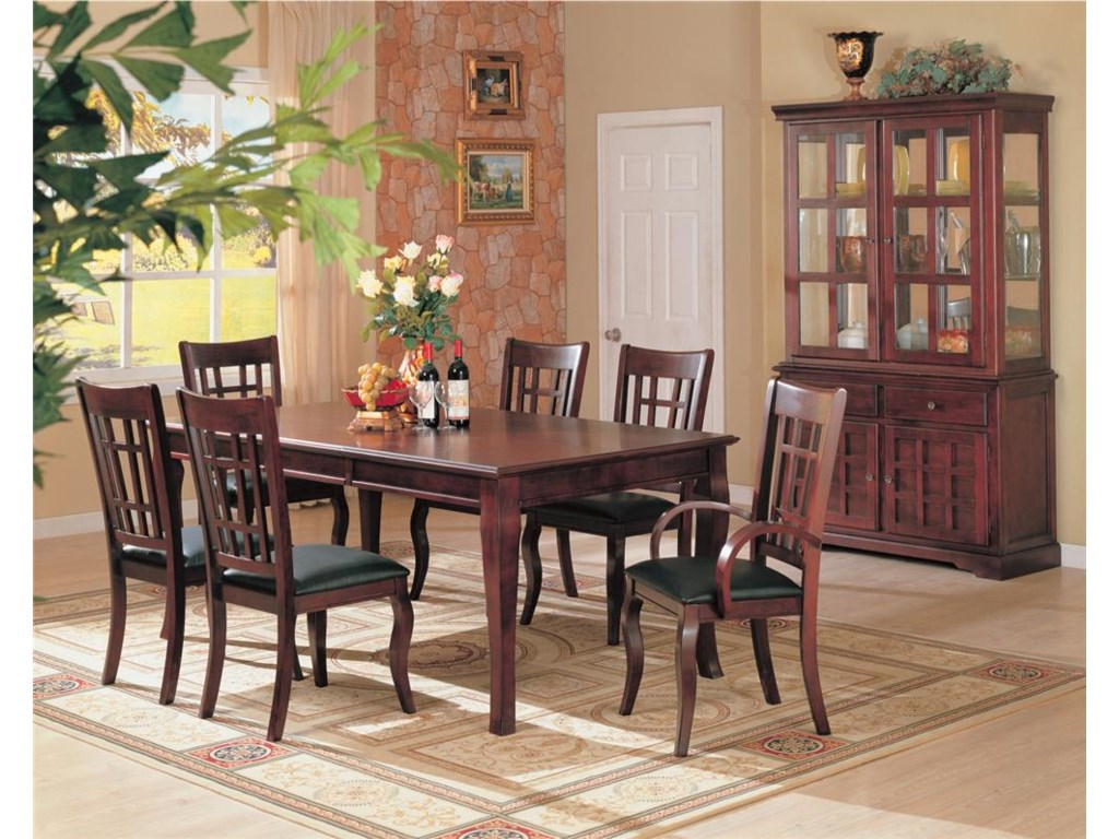 Shown with Rectangular Dining Table