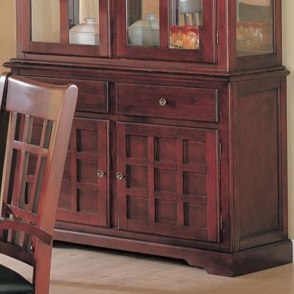 Coaster Newhouse Buffet with Doors and Drawers