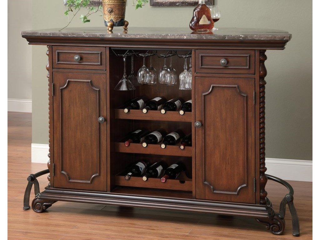 Fine Furniture 100670Bar Unit