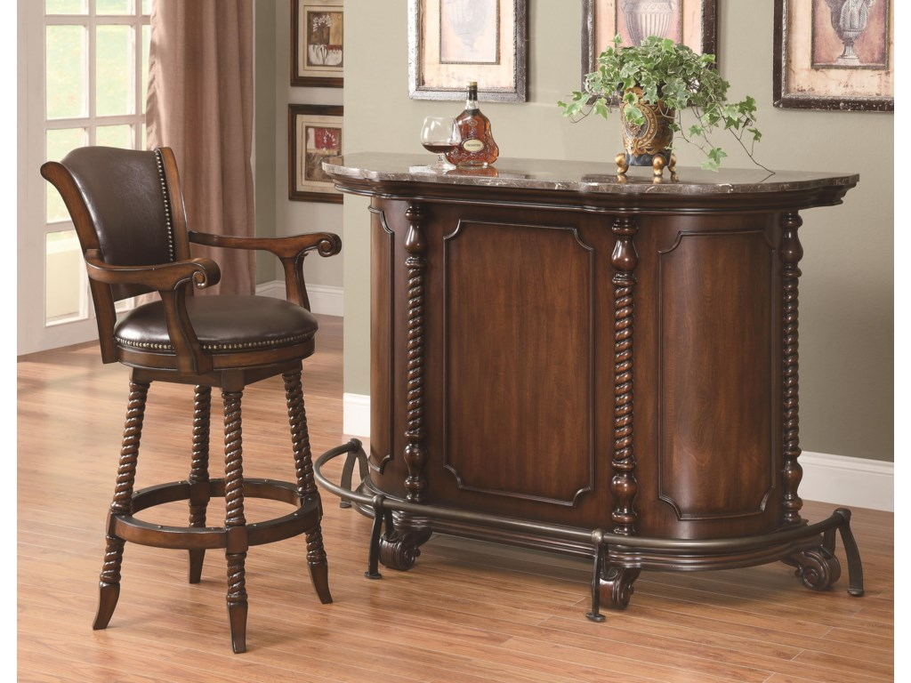 ( Rooms Collection # 2 ) 100670Bar Unit