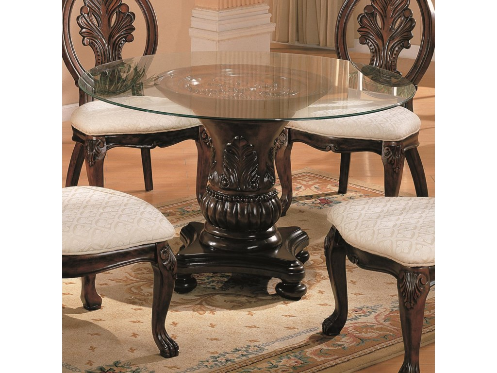 Coaster TabithaRound Dining Table