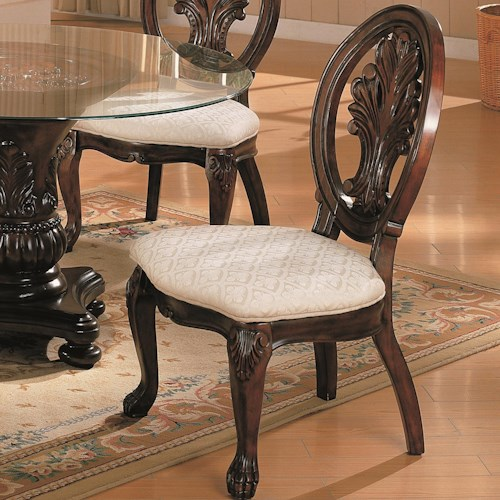 Coaster Tabitha Traditional Dining Side Chair
