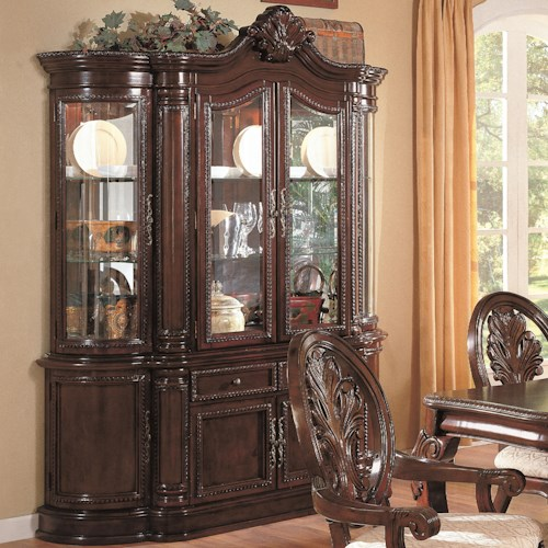 Coaster Tabitha Traditional China Cabinet