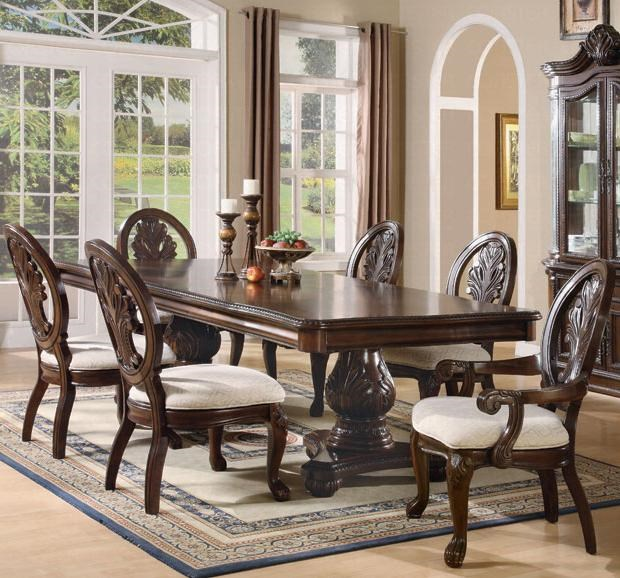 Coaster Tabitha7 Piece Dining Set