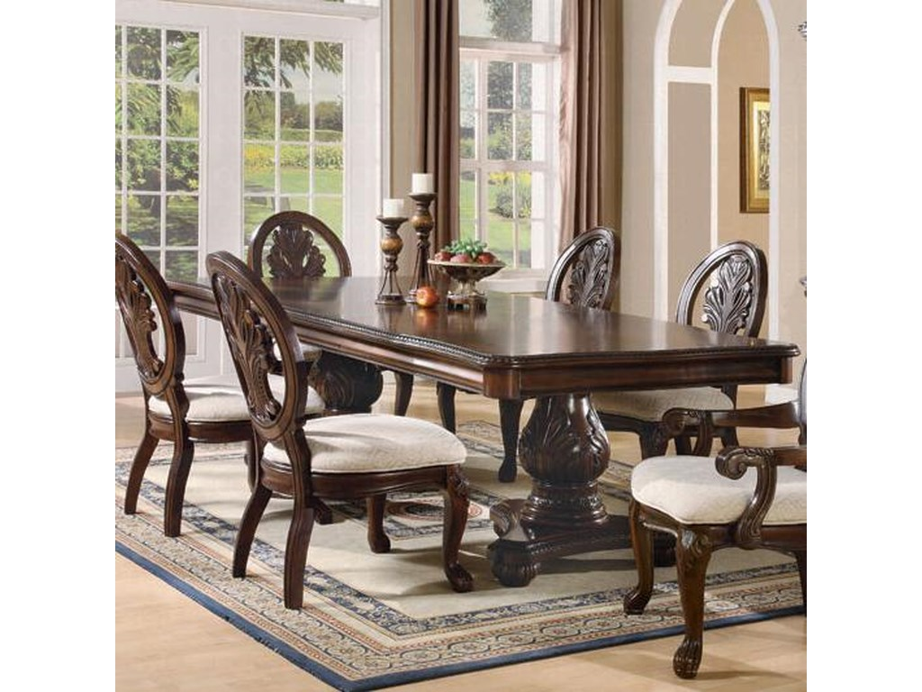 Coaster TabithaRectangular Dining Table