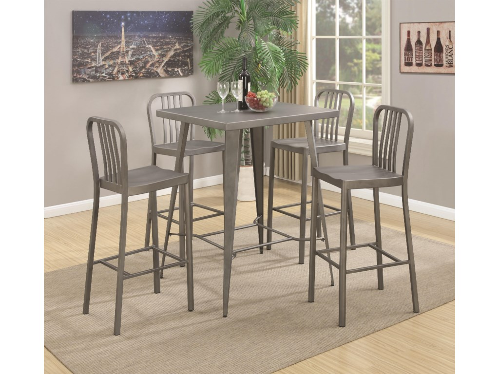 Coaster 105935 Piece Bar Table Set