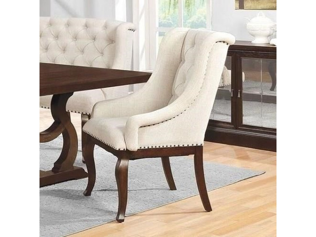 Coaster Glen CoveUpholstered Wing Chair