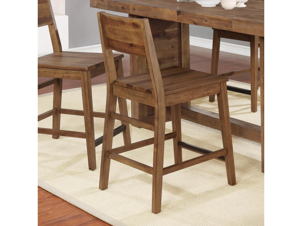 Coaster BarnesCounter Height Chair