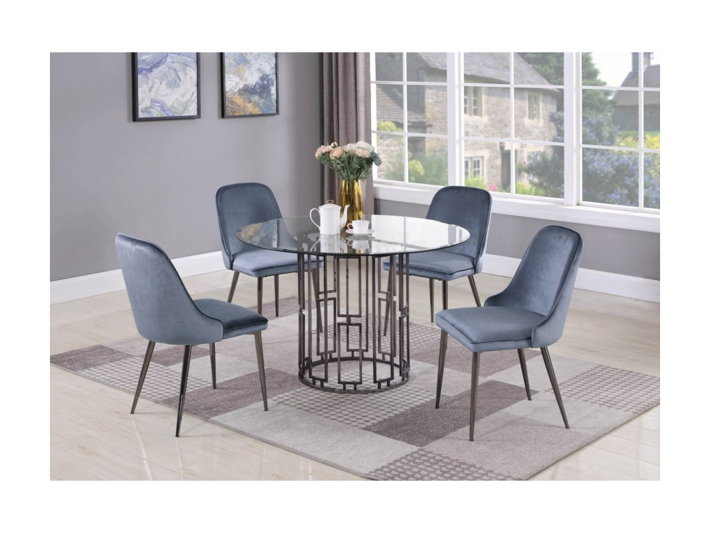 (Up to 40% OFF sale price) Collection # 2 BellsDining Table