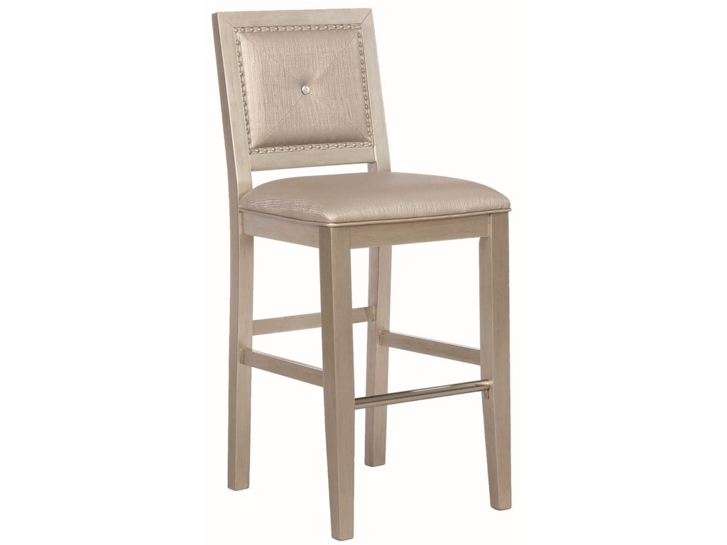 Coaster 18220Bar Stool