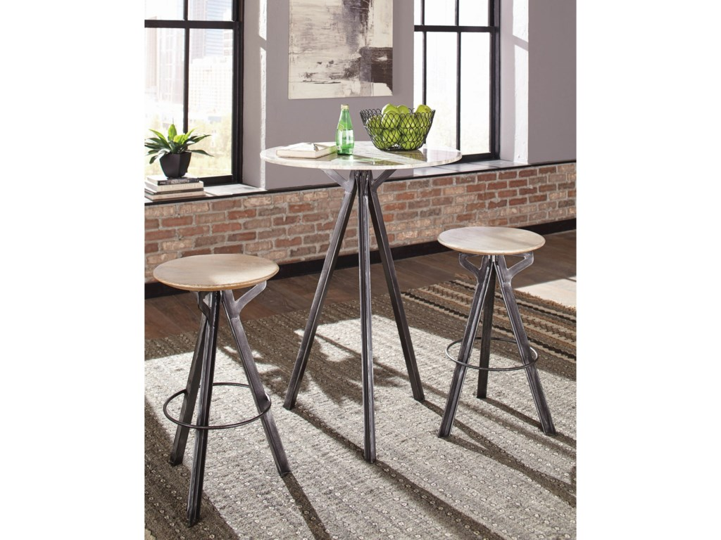 Coaster 182233 Piece Bar Table Set