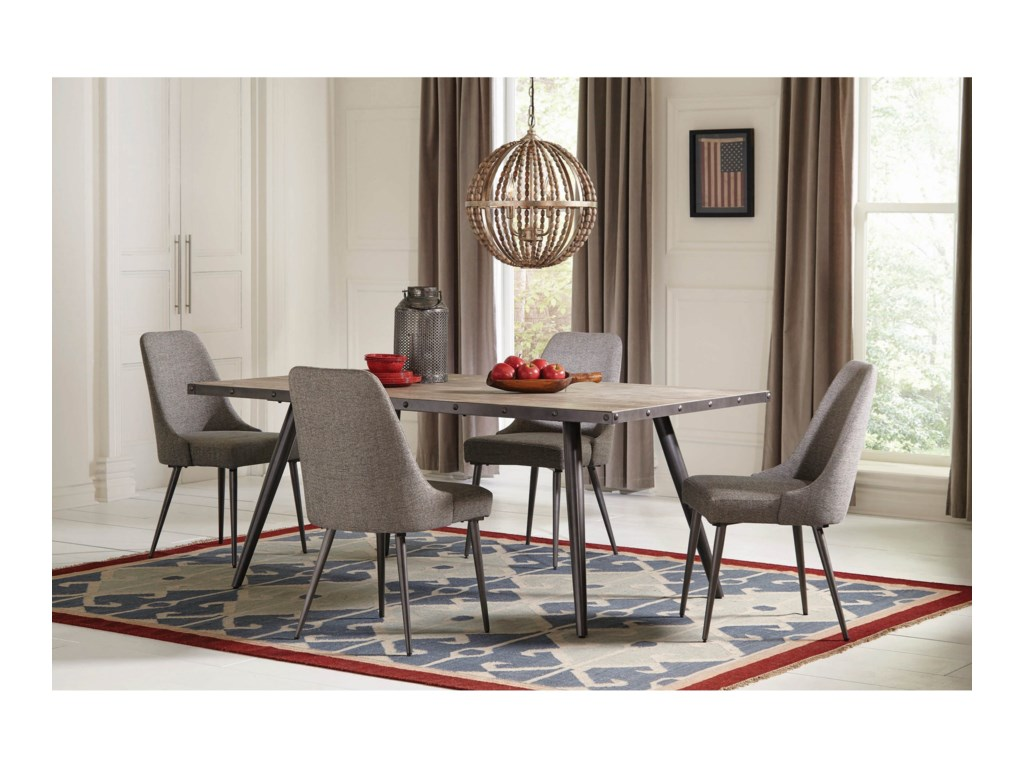 (Up to 40% OFF sale price) Collection # 2 Levitt5 Pc Dining Set