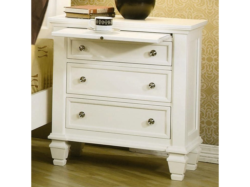 (Up to 40% OFF sale price) Collection # 2 Sandy BeachNightstand