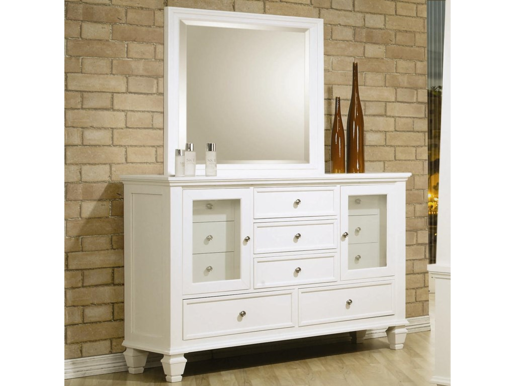 Shown with 11 Drawer Dresser