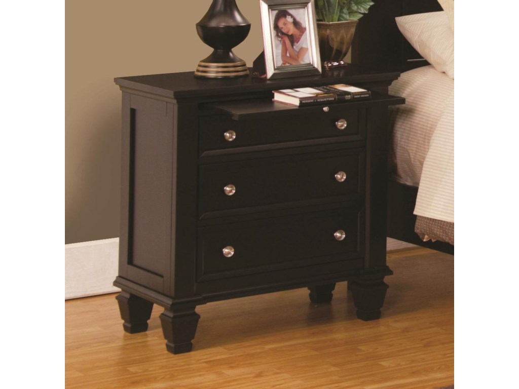 Coaster Sandy BeachNightstand