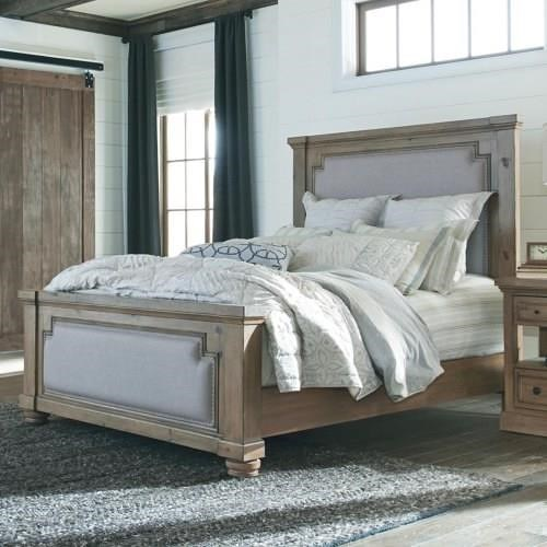 Coaster 20517 Queen bed