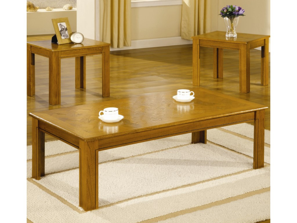 Collection # 2 Occasional Table Sets3 Piece Table Set