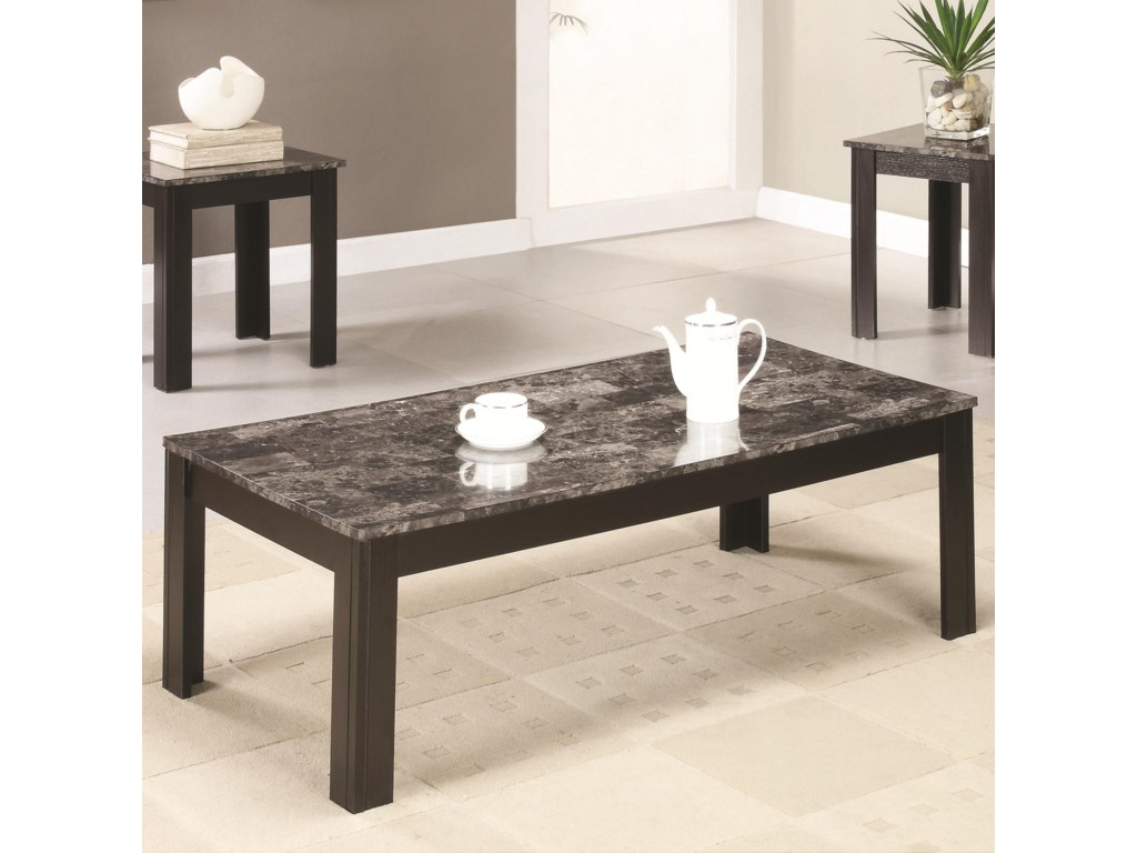 Coffee Table Shown