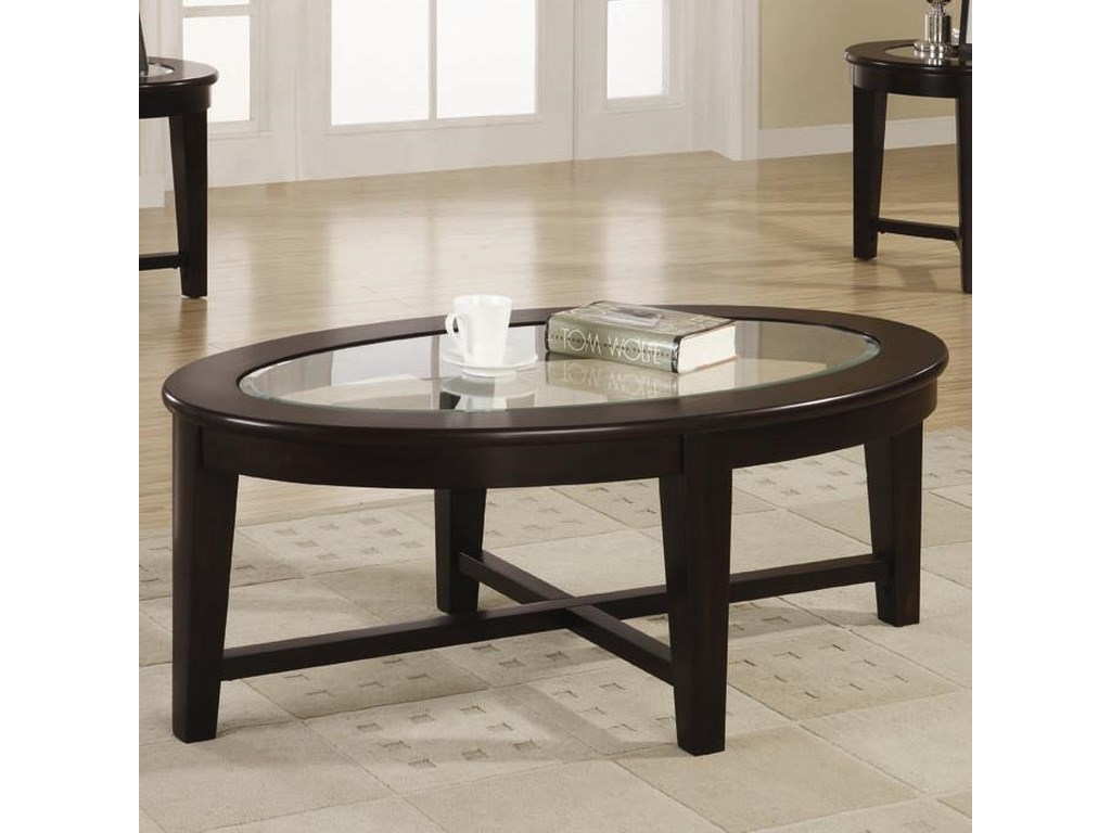 Coaster Furniture Occasional Table Sets3 Piece Table Set