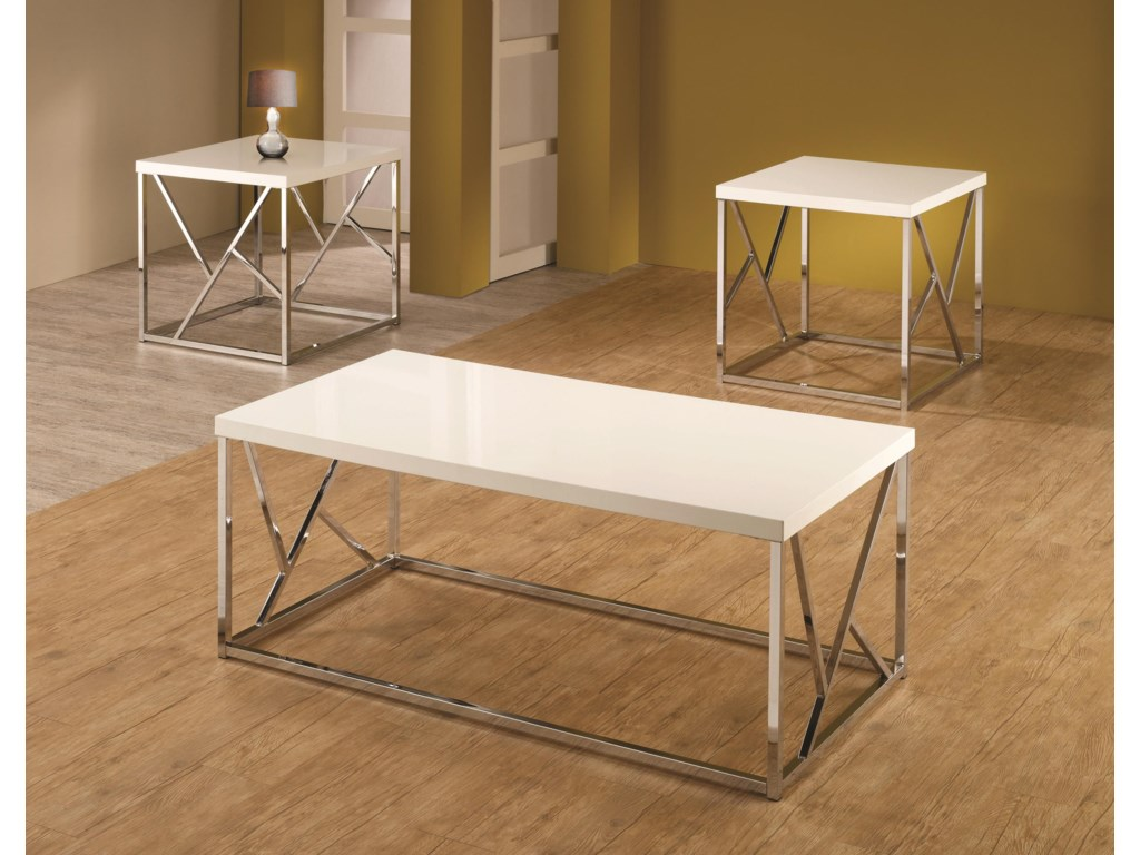 Fine Furniture Occasional Table Sets3 Piece Table Set
