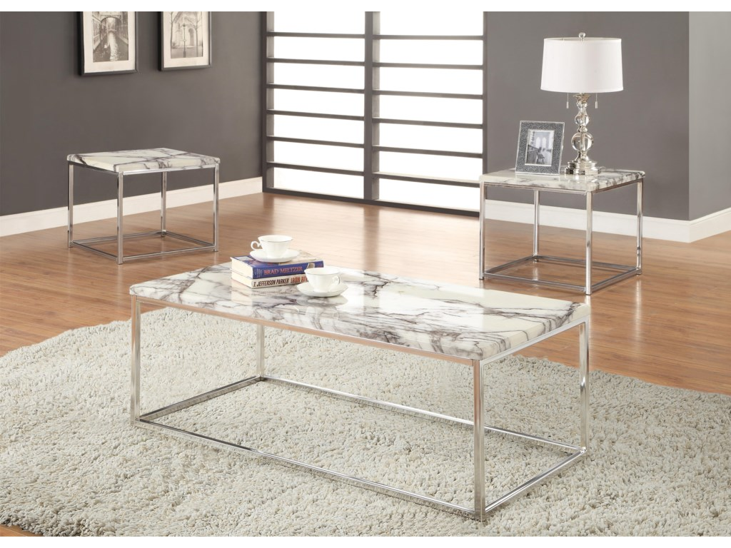 Fine Furniture Occasional Table Sets3 Piece Occasional Table Set