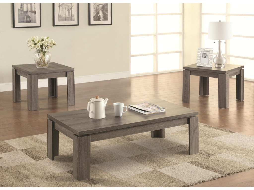 ( Rooms Collection # 2 ) Occasional Table Sets3PC Occasional Set