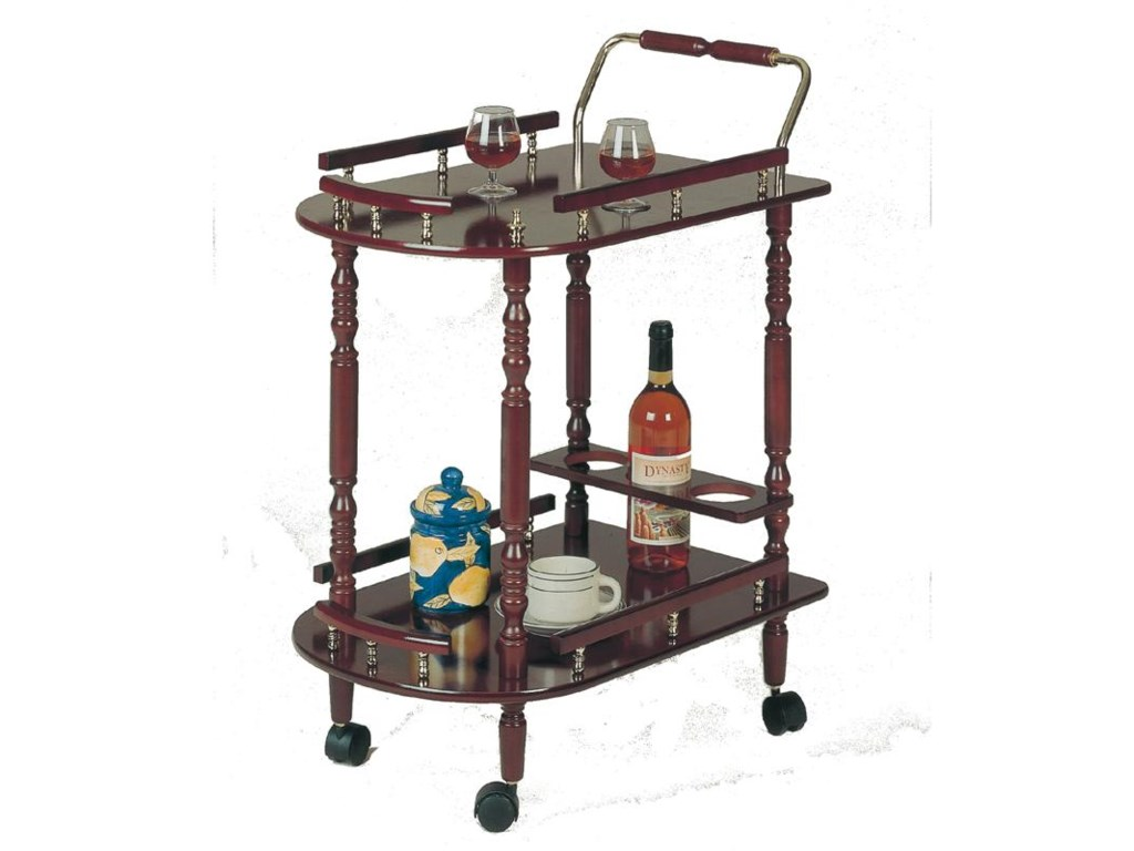 Coaster 3512Serving Cart