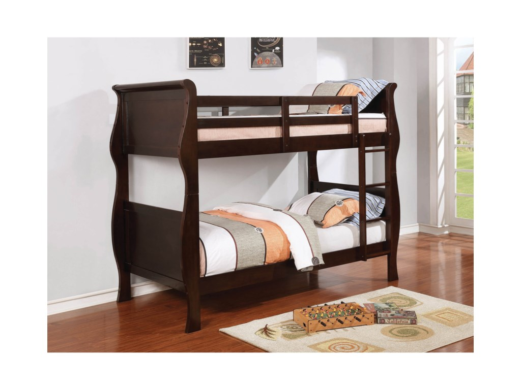 Coaster BensonBunk Bed