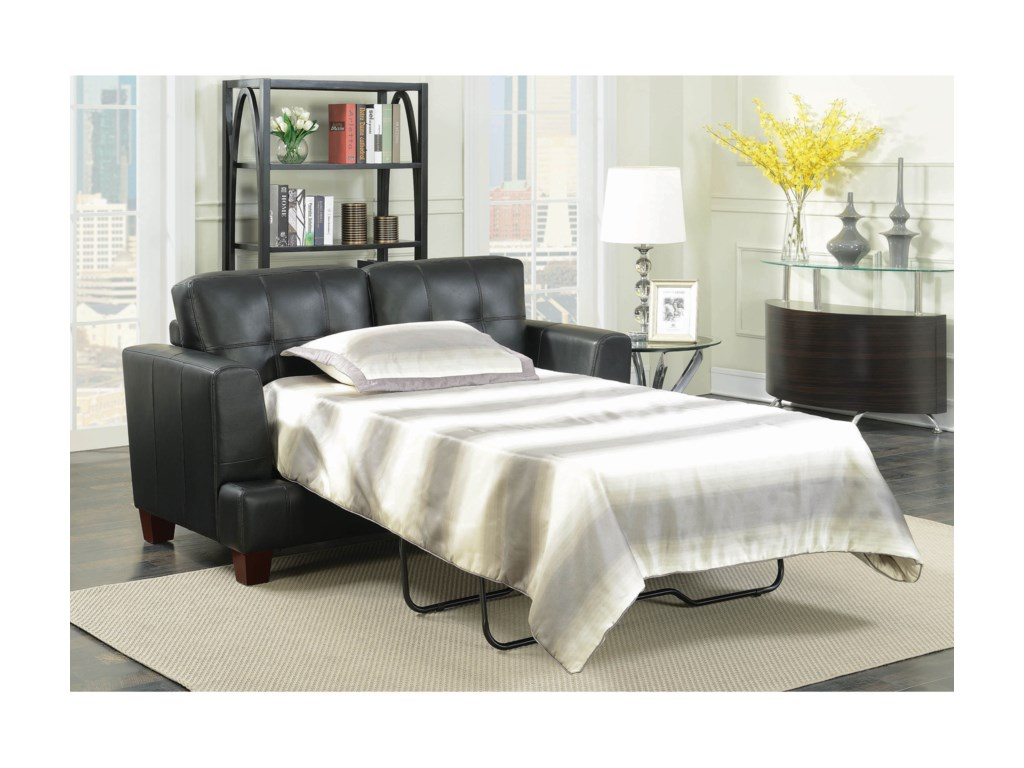 Coaster Furniture SamuelLoveseat Sleeper