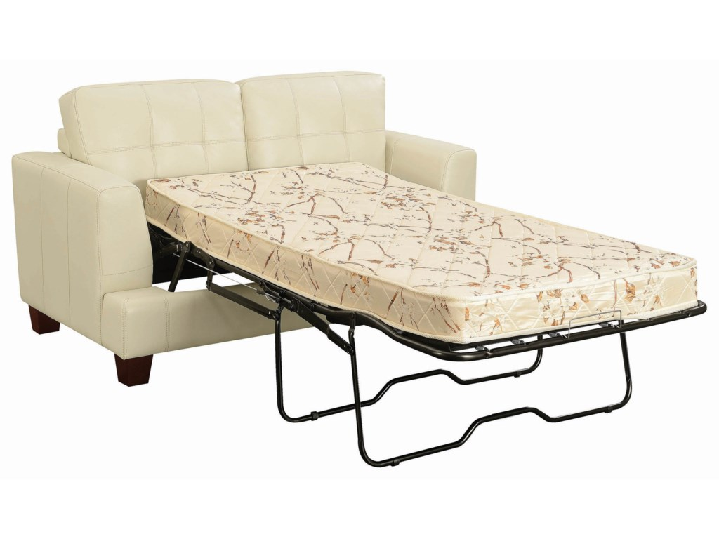 Coaster SamuelLoveseat Sleeper