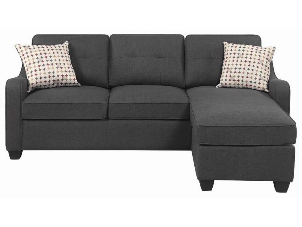 ( Rooms Collection # 2 ) 508320Sectional with Chaise