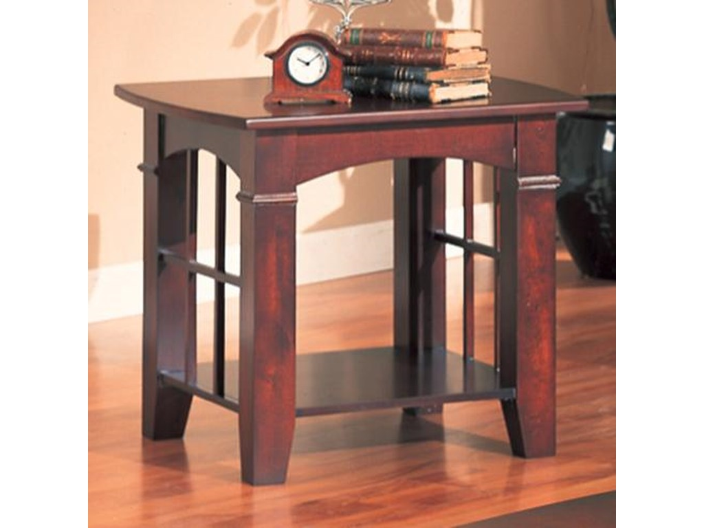 Collection Two (Showroom Closing Sale) AbernathyEnd Table