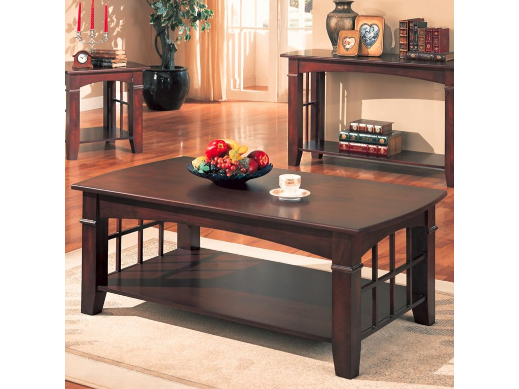 Fine Furniture AbernathyCoffee Table
