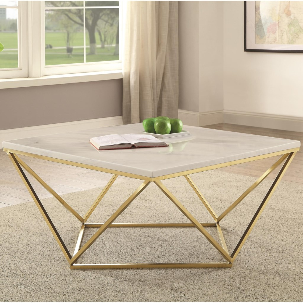 coaster furniture coffee table
