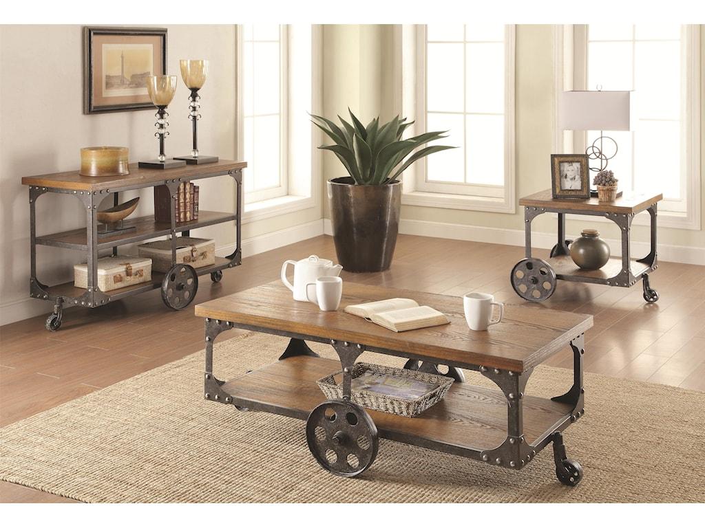 Coaster 70112Sofa Table