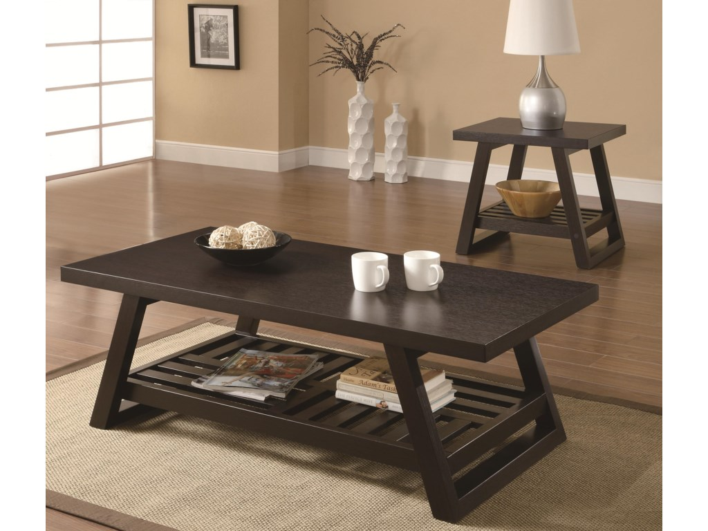 Shown with Coffee Table