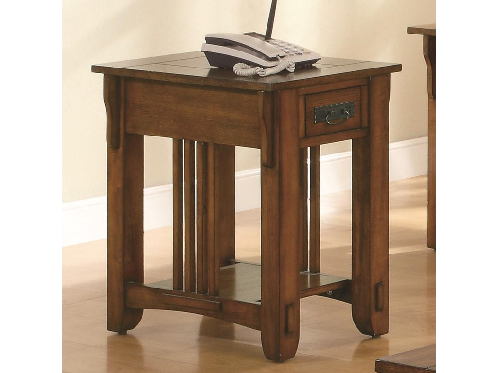 Coaster Occasional GroupSide Table