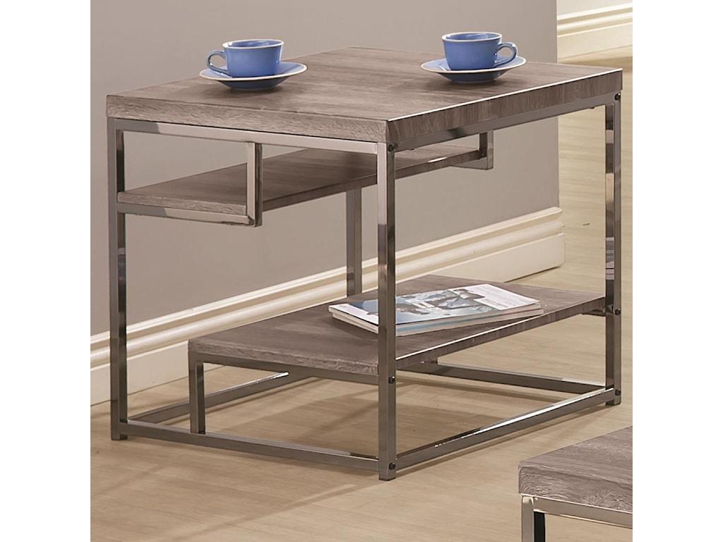 Coaster 7037End Table